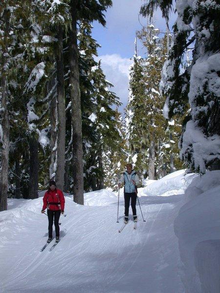 skii-resort