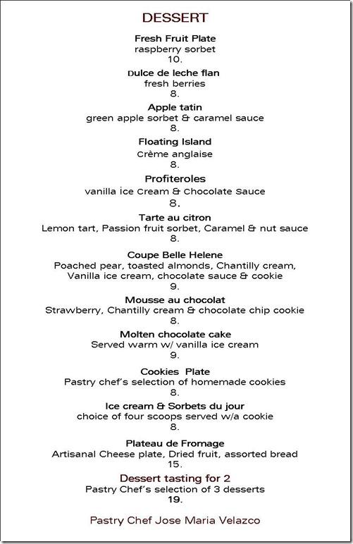 andre menu_desserts
