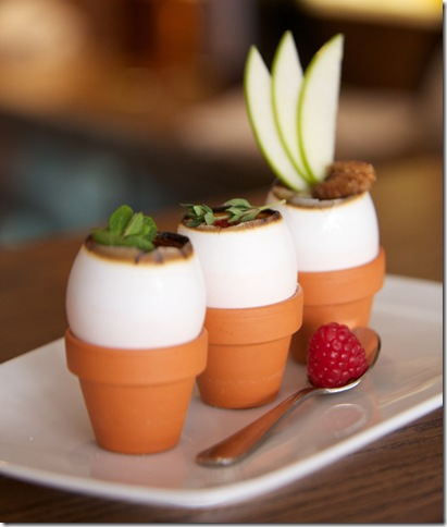 highpoint Creme Brulee Egglings