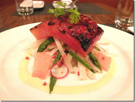 highpoint watermelon steak