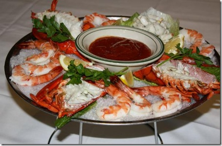 empire seafood platter