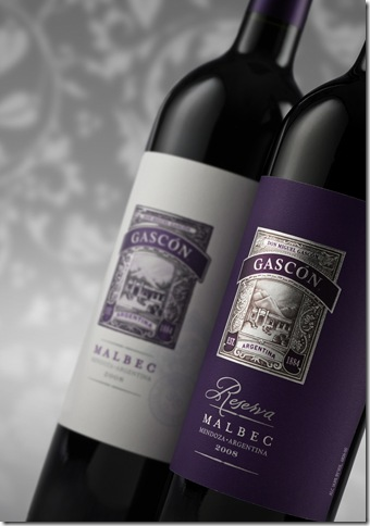 Gason Malbec and Reserva