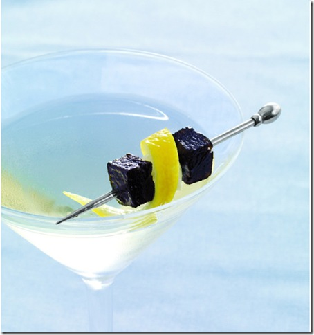 Petrossian_CaviarCube_Martini