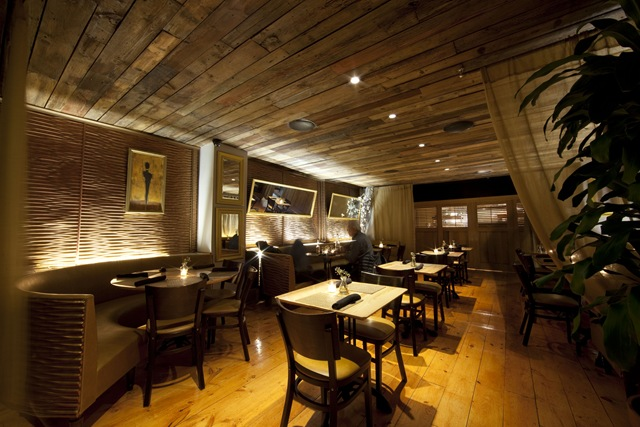 Alma 33 offers ny s most creative example of argentina s for Artistic argentinean cuisine