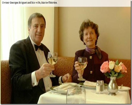 perigord George & wife