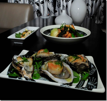 lair oysters use