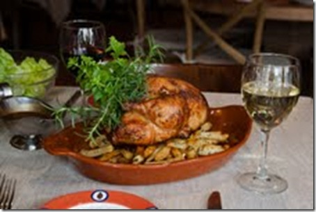 mangoire chicken