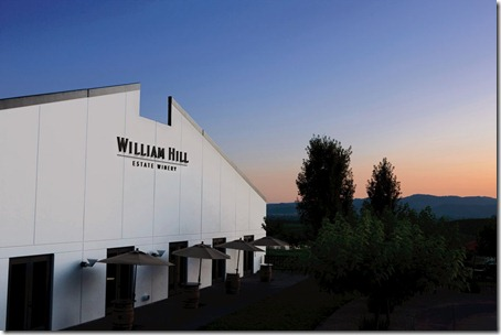 -Wm_Hill_Estate_Winery_Front_Entrance_with_Sunset