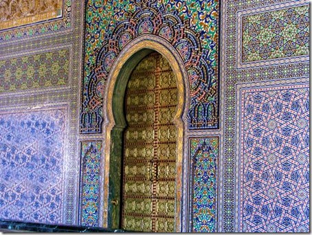 Africa; Morocco; Rabat; Mausoleum of Mohammed V