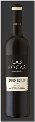 la roca BOTTLE _LAR_RedSpanishBlend_750_09
