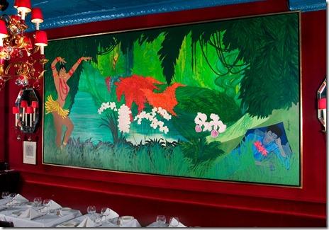 chez josephine Painting Table 23