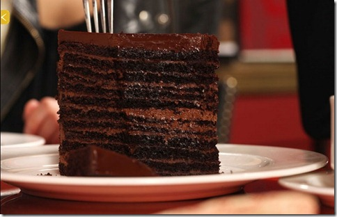 strip cake