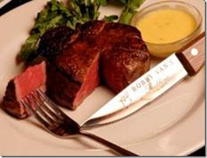 bobby van's steak