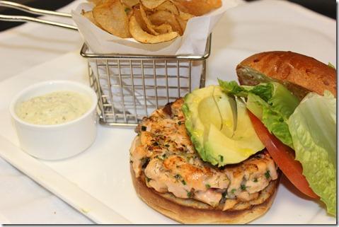 sea-fire SAlmon Burger 3