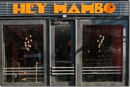 mambo door
