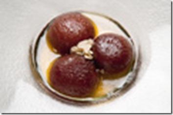 Benares mid dessert
