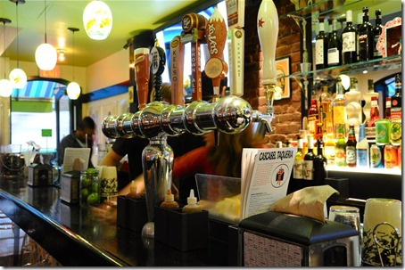 cascabel bar