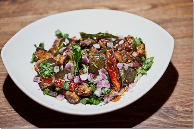 kokum Eggplant Chennai Curry