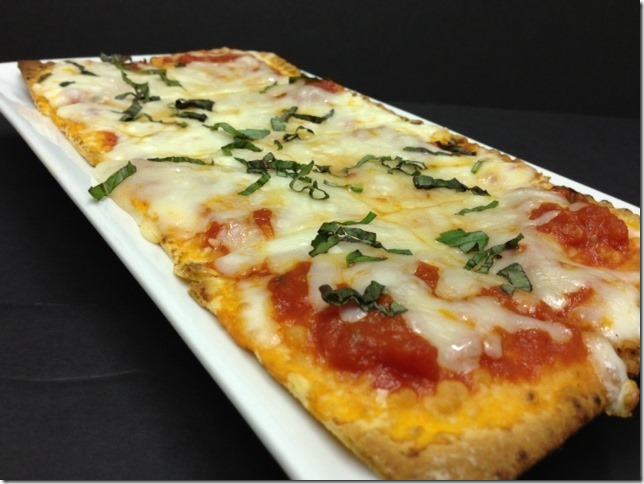 masq Fresh-Mozzarella-Flatbread