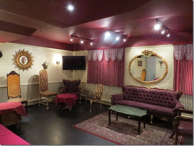 masq party room
