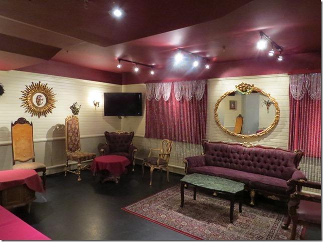 masq party room