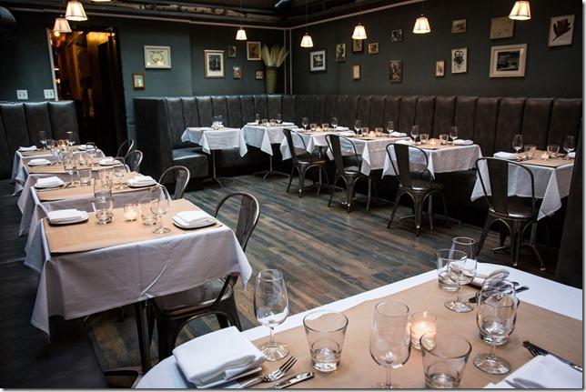 aussi dining room