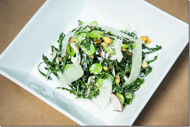 aussi salad