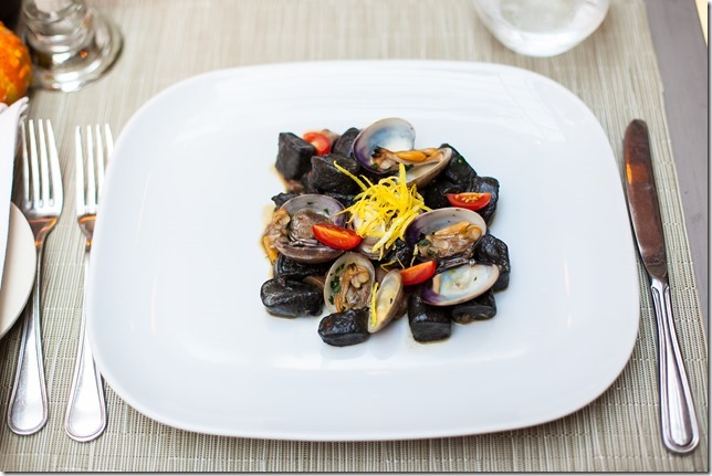 Dopo East-204 mussels